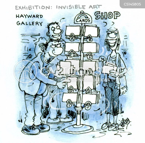 point of sale cartoon