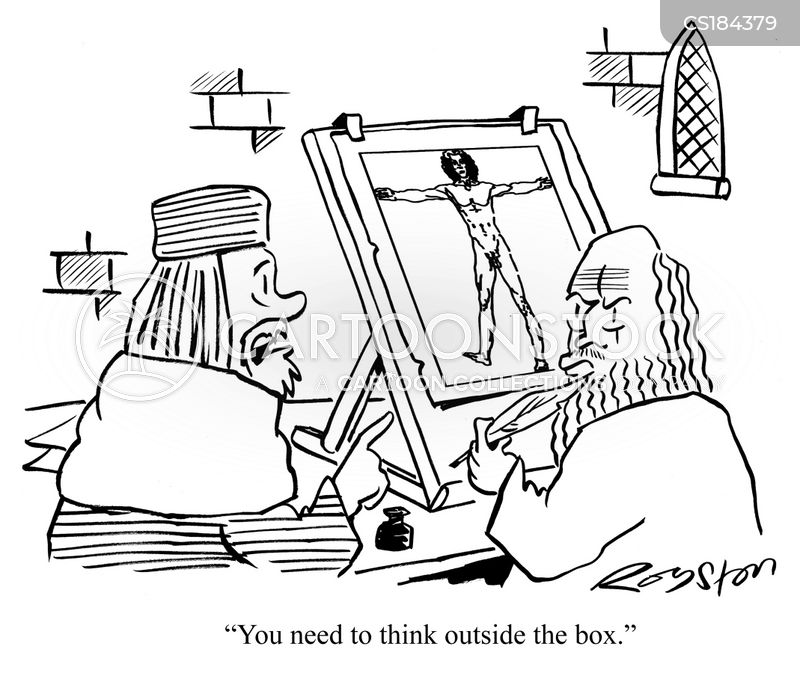 mankind cartoon