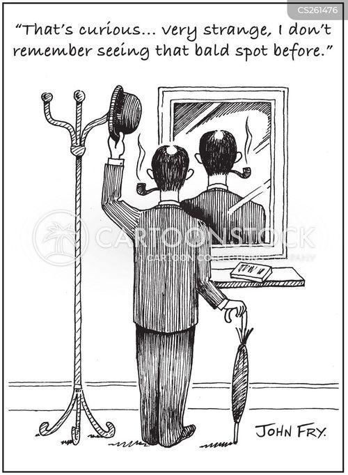 magritte cartoon