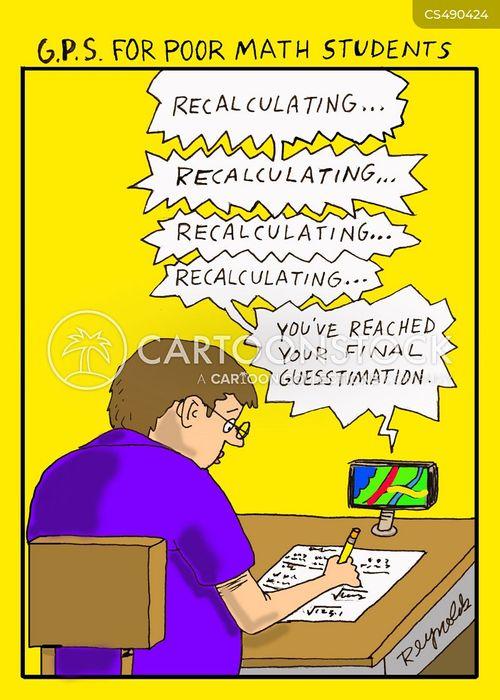 estimation cartoon