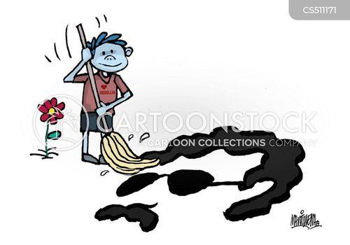 cartel cartoon