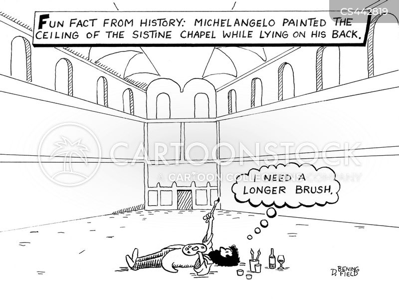 historical facts cartoon