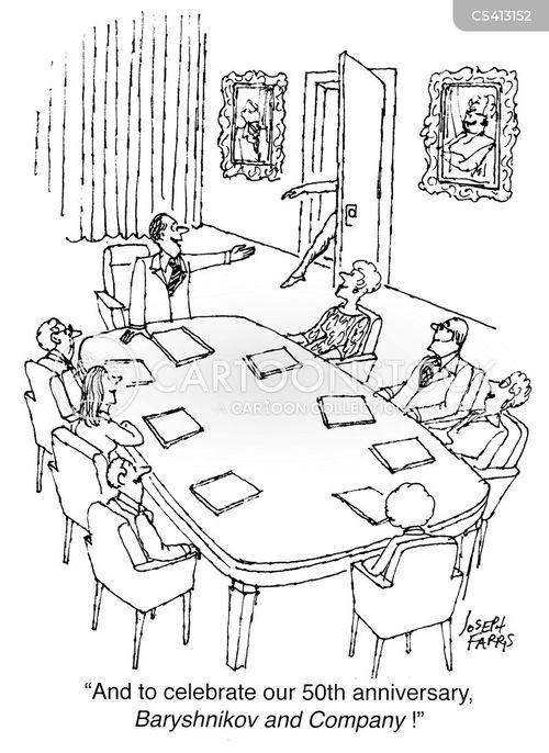 ballets cartoon