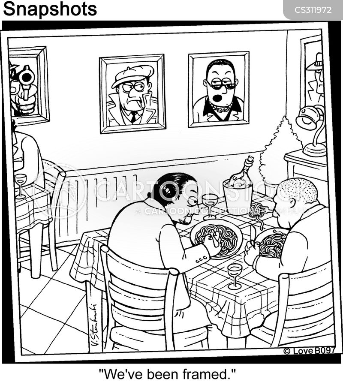 godfathers cartoon