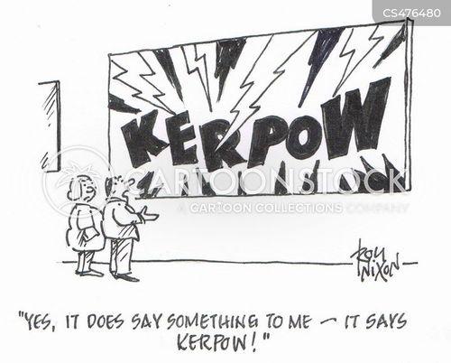 art appreciations cartoon