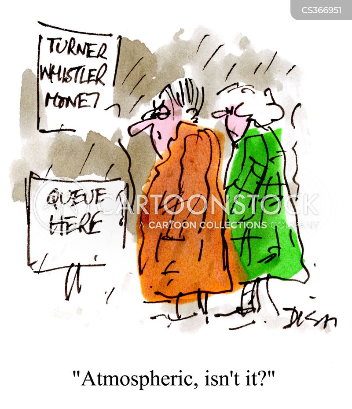 james whistler cartoon