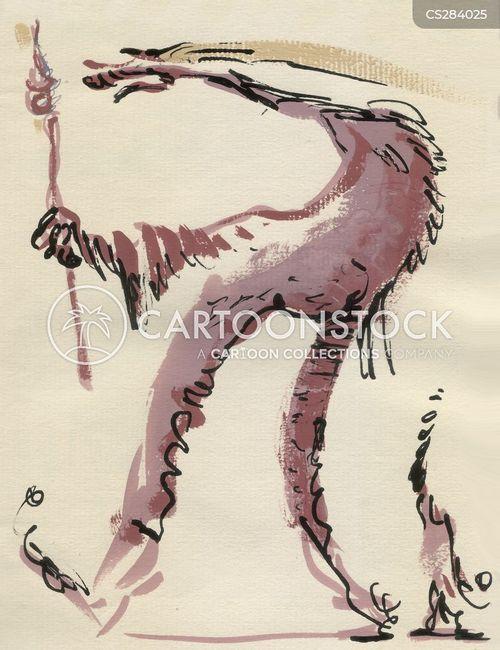 aborigines cartoon