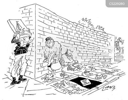 pavement art cartoon