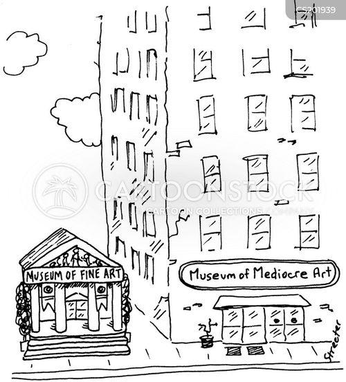 mediocre cartoon
