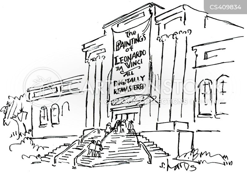 restoration cartoon