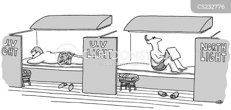 good light cartoon