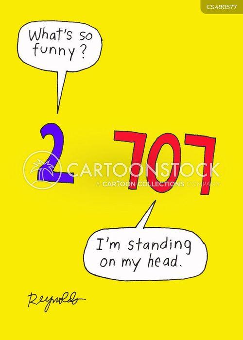 zeros cartoon