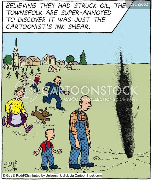 townsfolk cartoon