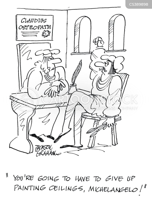 painters and decorators cartoon