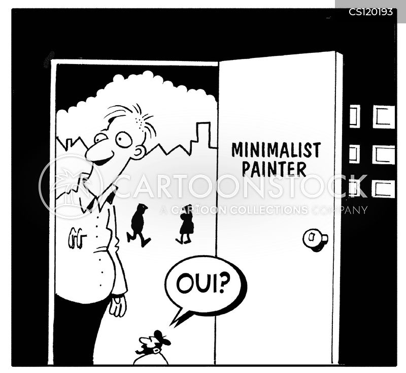 french painters cartoon