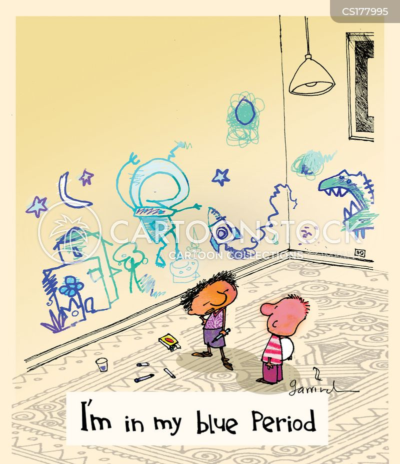 period cartoon