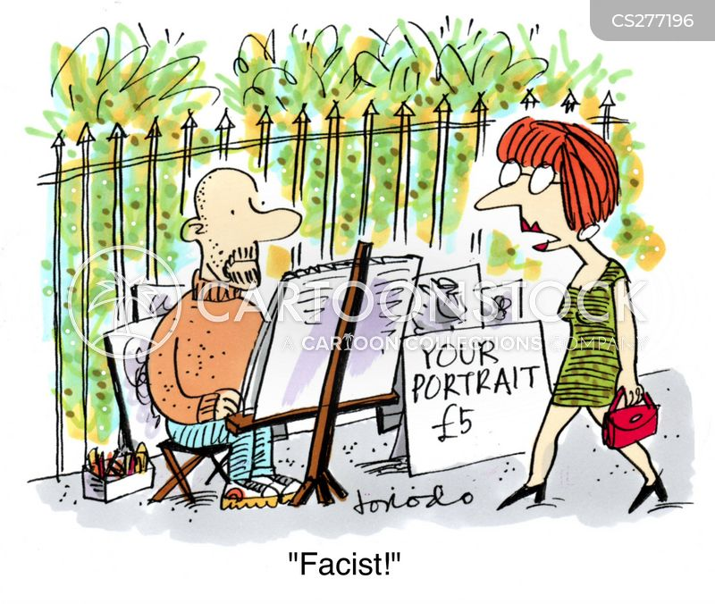 passerby cartoon