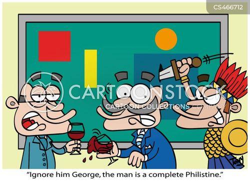 neo-plasticism cartoon