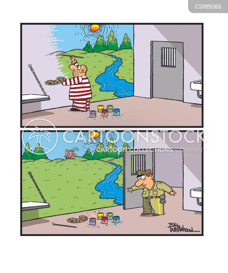 Prison Breaks cartoons, Prison Breaks cartoon, funny, Prison Breaks picture, Prison Breaks pictures, Prison Breaks image, Prison Breaks images, Prison Breaks illustration, Prison Breaks illustrations