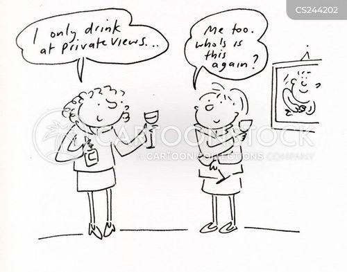 private viewings cartoon