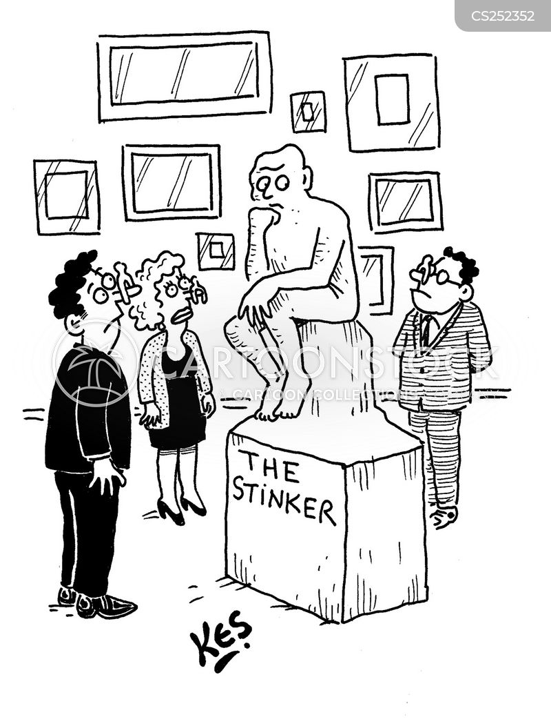 stinkers cartoon