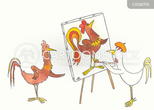 idealization cartoon