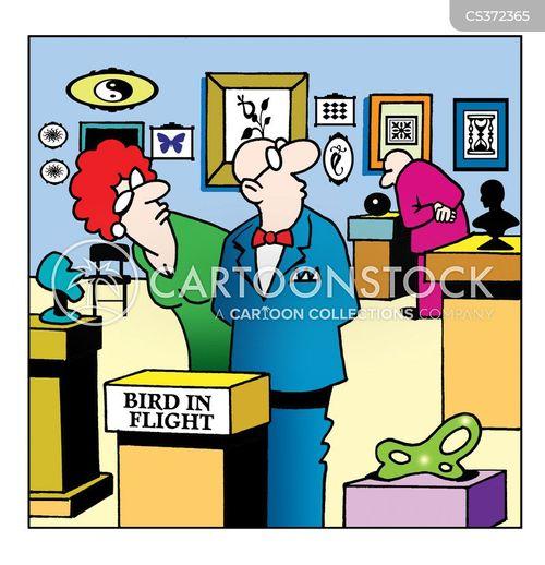 fly away cartoon