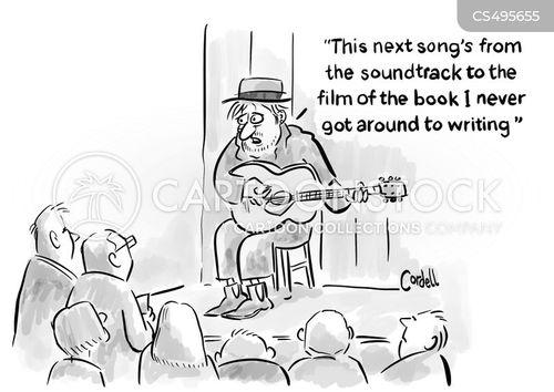 soundtrack cartoon