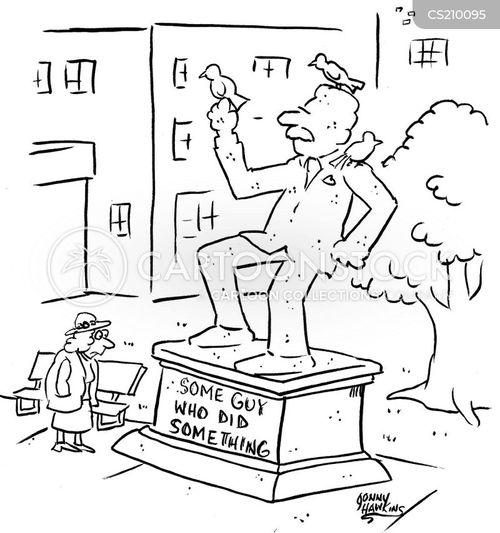 sculptings cartoon