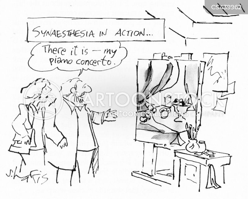 misperception cartoon