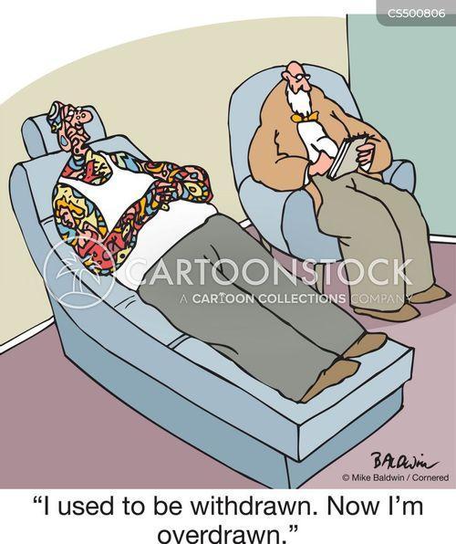 body ink cartoon