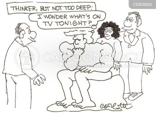 tv programing cartoon