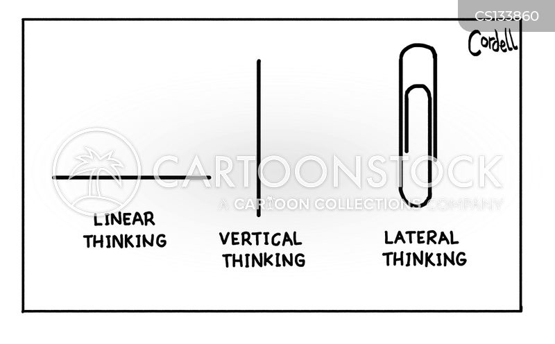 paperclip cartoon