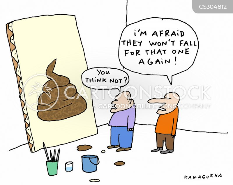 turd cartoon