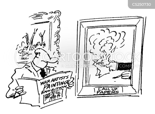 conscript cartoon