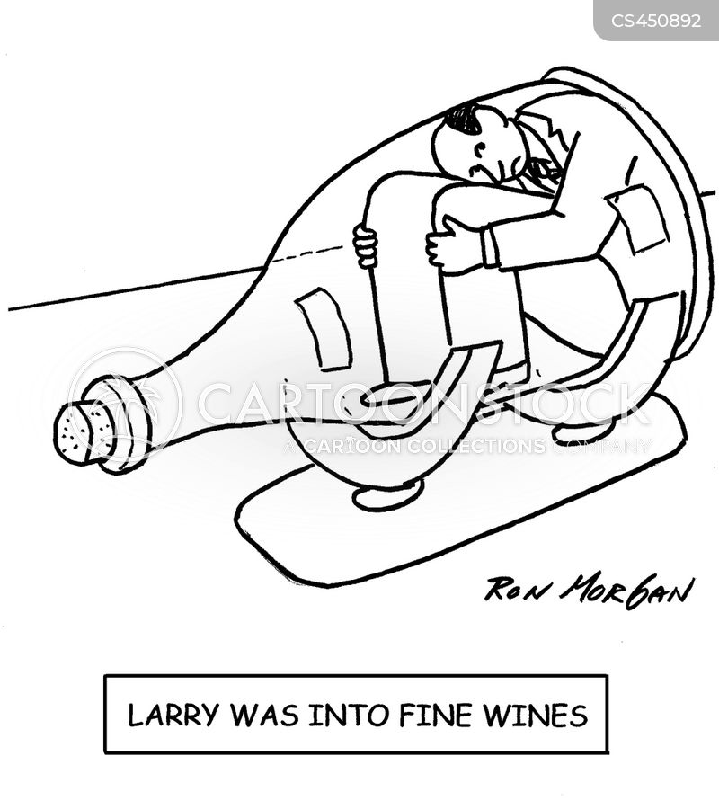 larry cartoon