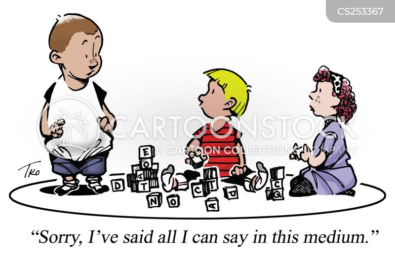 art world cartoon