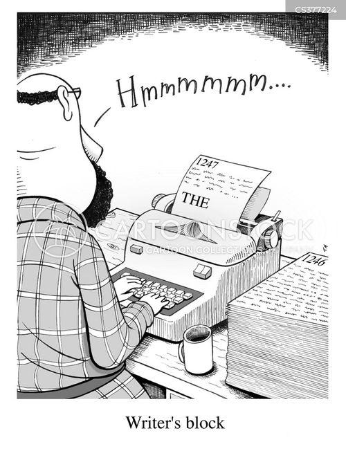the end cartoon
