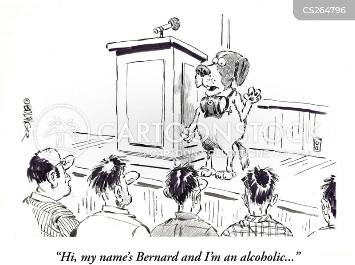 bernards cartoon