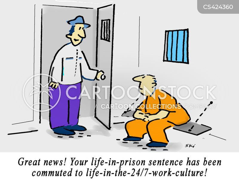 life sentences cartoon