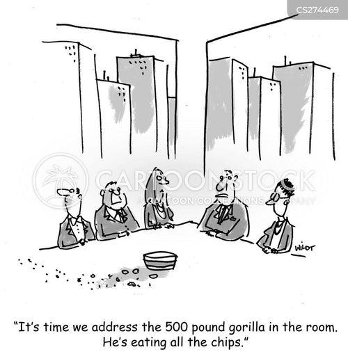 500 cartoon