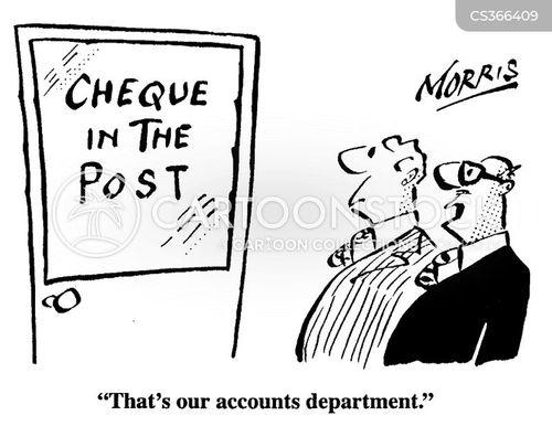 mailroom cartoon