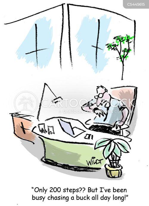 health monitors cartoon