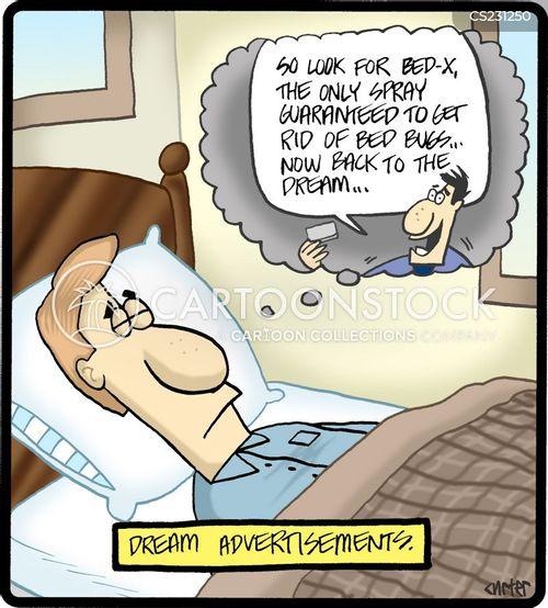 bedbugs cartoon