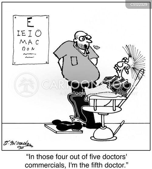 nine out of ten doctors cartoon