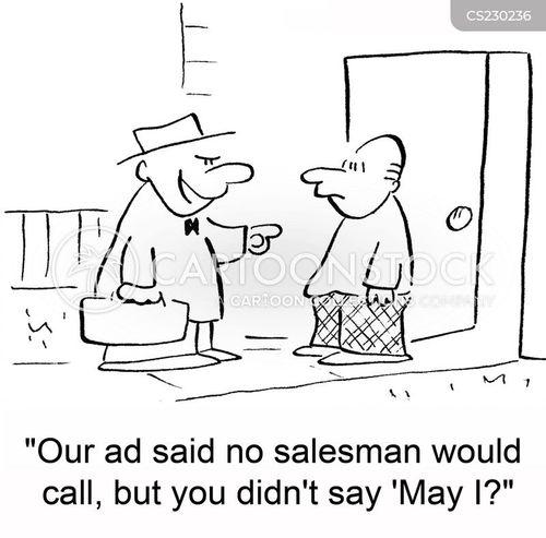 call round cartoon
