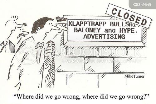 baloney cartoon