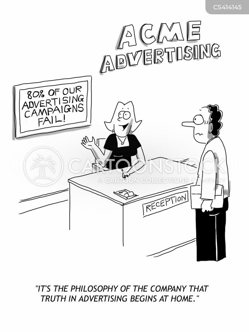 corporate philosophy cartoon