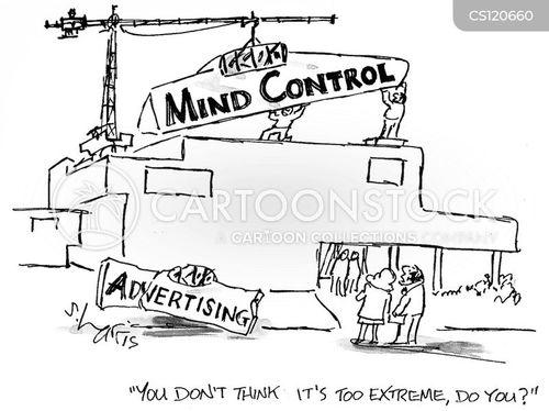 mind controls cartoon