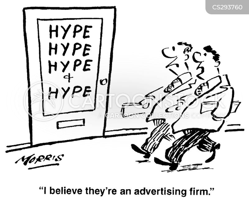 advertising firms cartoon